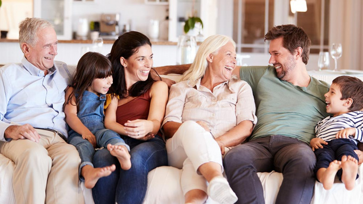 Family time - Holiday Tips for Seniors and Caregivers